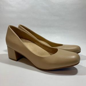 Naturalizer Donelle Chunk Heel Pump New 8.5